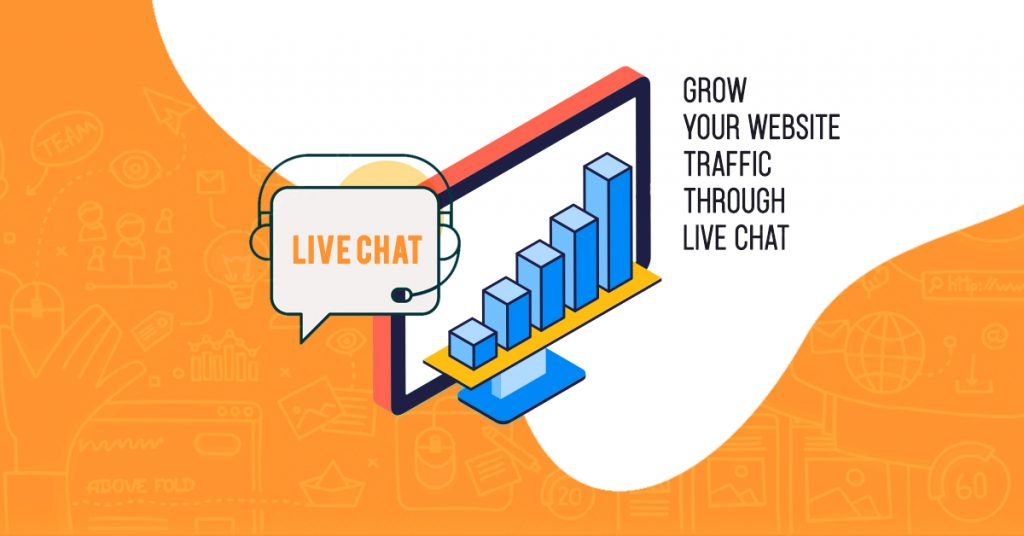 Grow Your Website Traffic Through Live Chat