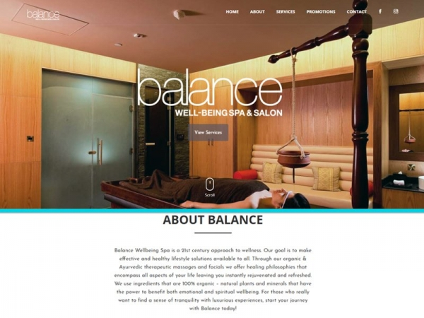 Balance Spa And Salon
